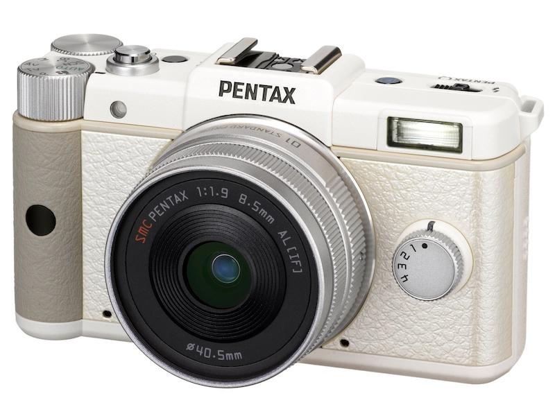 <b>PENTAX Q。発売日はレンズキットが8月31日、ダブルレンズキットが9月15日</b>
