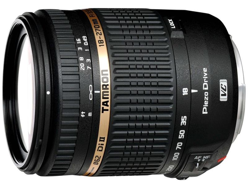 <b>18-270mm F3.5-6.3 Di II VC PZD(B008)</b>