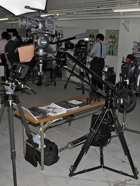 <b>PROJIB LWカメラアーム。雲台、ウエイト、三脚などは別売</b>
