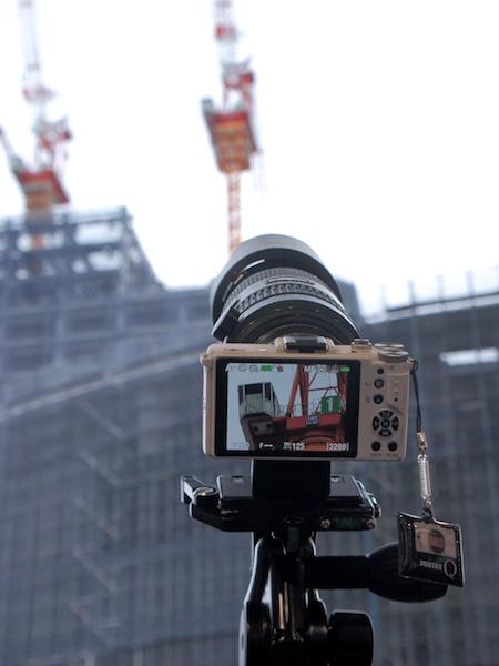 <b>DA★ 60-250mm F4 ED [IF] SDMで遠景の一部を狙う。これでもズームの中間付近だ</b>
