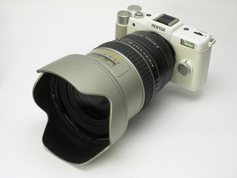 <b>SMCペンタックスFAスター24mm F2 AL(IF)</b>