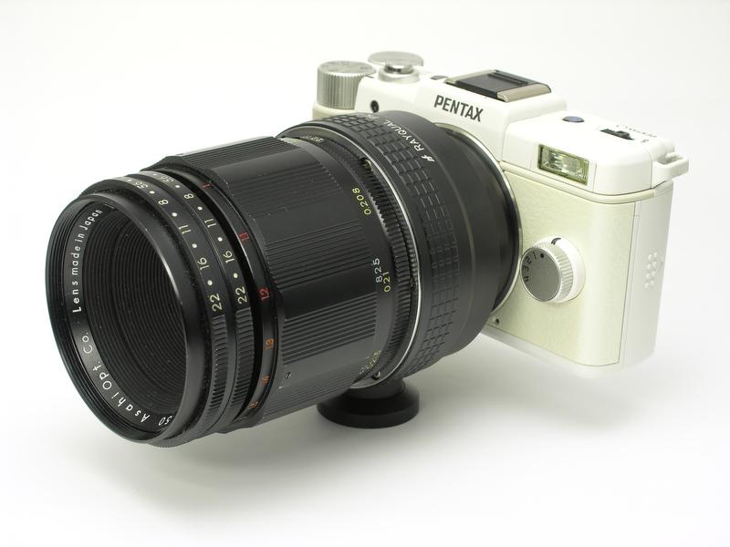 <b>マクロタクマー50mm F3.5</b>