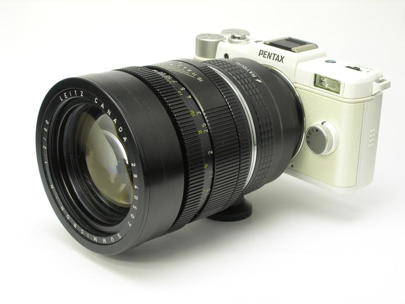 <b>ライカズミクロンR 90mm F2</b>