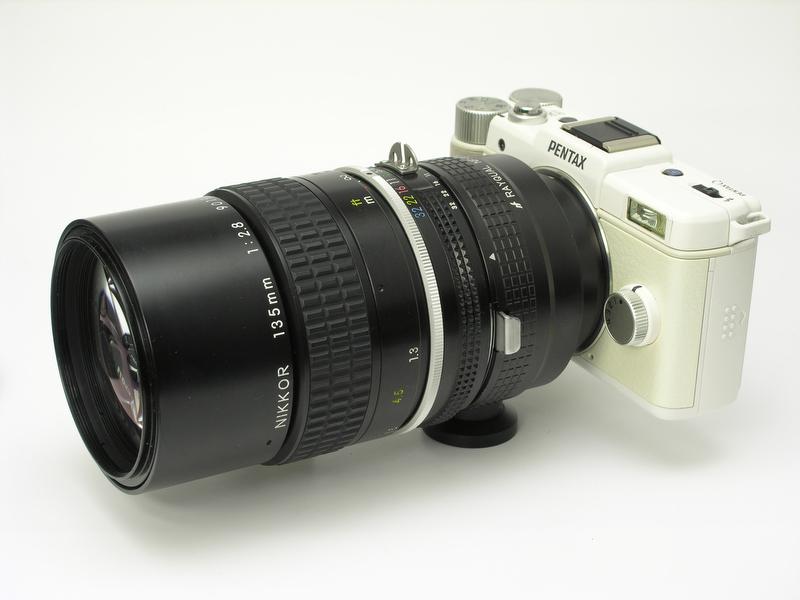 <b>ニッコール135mm F2.8</b>