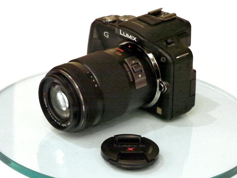 <b>望遠ズームレンズの「LUMIX G X VARIO PZ 45-175mm F3.5-5.6 ASPH. POWER O.I.S.」(以下45-175mm)価格は5万6,175円</b>