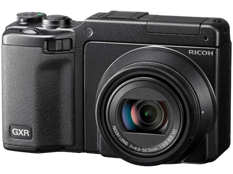 <b>GXR+RICOH LENS P10 28-300mm F3.5-5.6 VC</b>