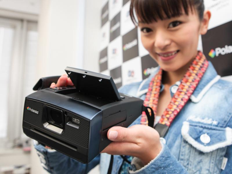 <b>Polaroid Z340</b>
