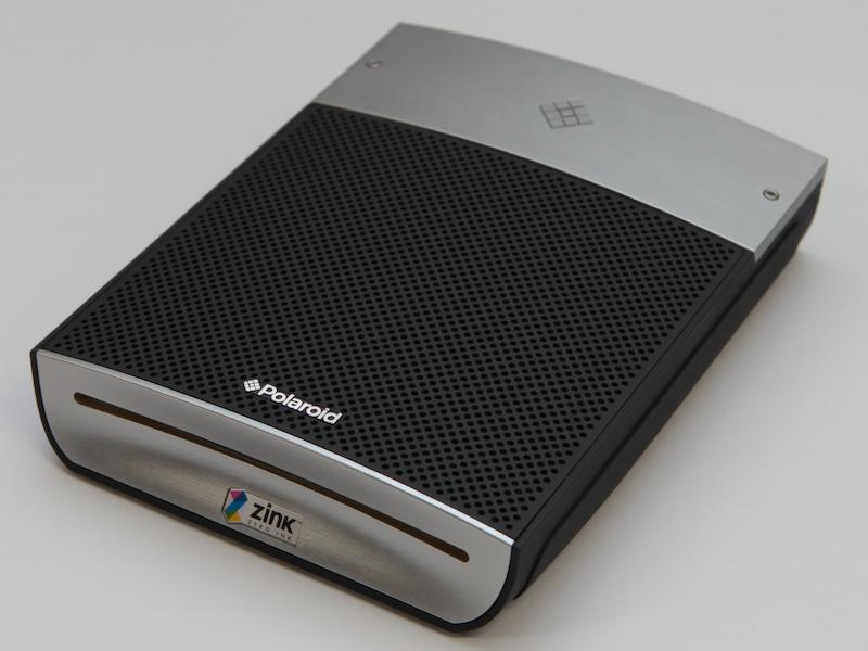 <b>こちらは9月に発売済みのインスタントプリンター「GL10」。レディー・ガガさんとのコラボレーション製品で、スマートフォンユーザーなどに向けている</b>