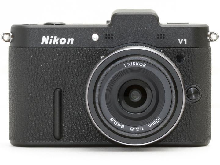 <b>ニコン1 V1用張り革キット ニコンF2タイプ4308の使用例</b>