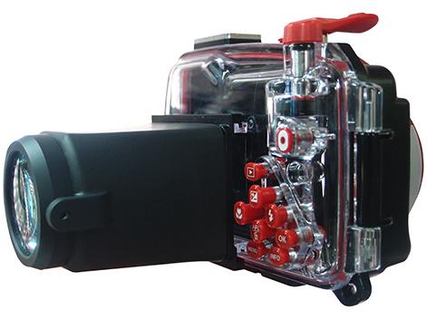 <b>水中モニタリングPRO For PT-050の使用例</b>