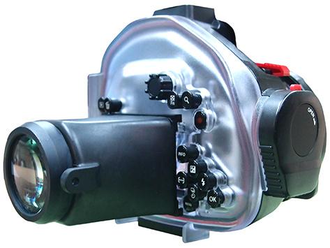 <b>水中モニタリングPRO For PT-EP05Lの使用例</b>