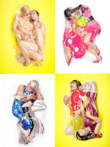 <b>「Flesh Love」より (c) PHOTOGRAPHER HAL</b>