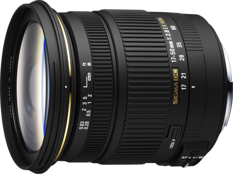 <b>17-50mm F2.8 EX DC HSM</b>