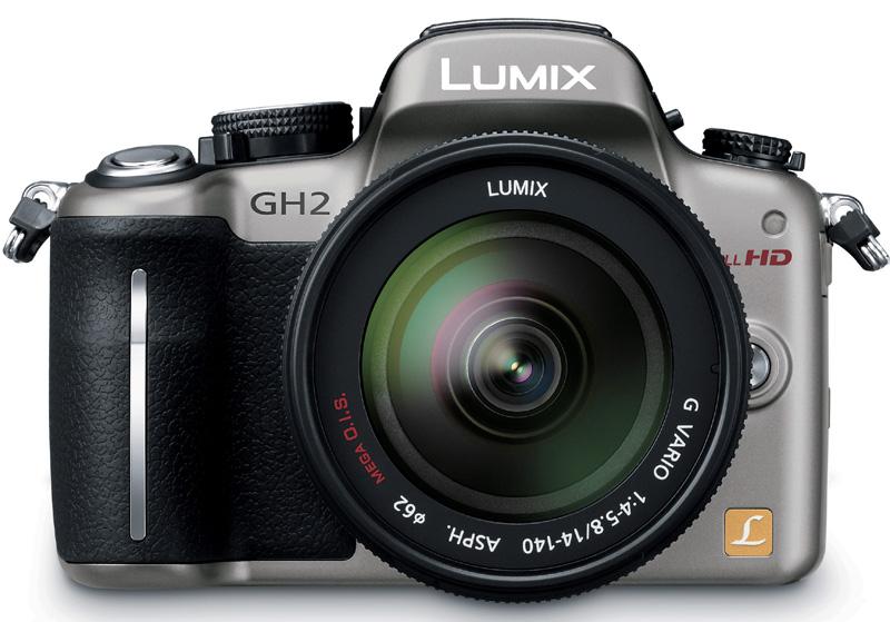 <b>LUMIX DMC-GH2</b>