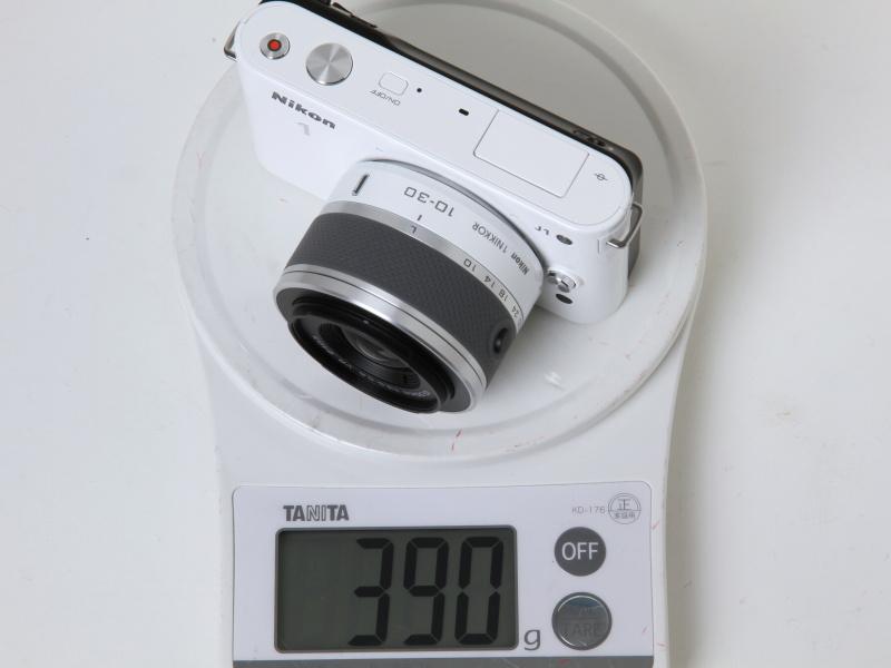 <b>Nikon 1 J1+「1 NIKKOR VR 10-30mm F3.5-5.6」</b>