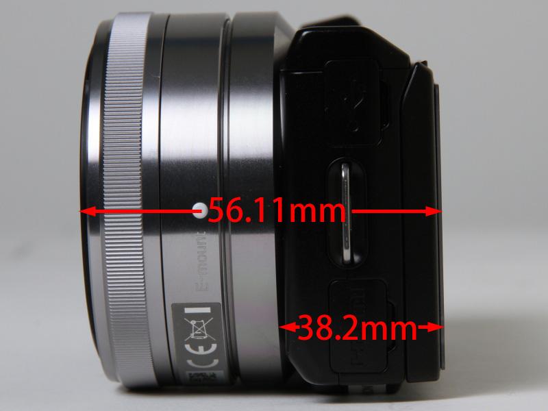 <b>NEX-5N+「E 16mm F2.8」</b>