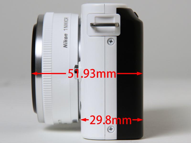 <b>Nikon 1 J1+「1 NIKKOR 10mm F2.8」</b>