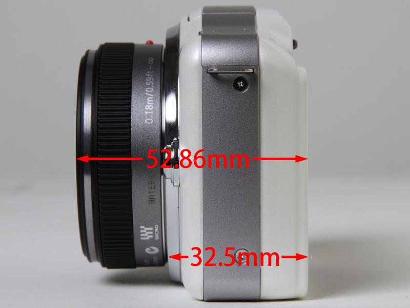 <b>DMC-GF3+「LUMIX G 14mm F2.5 ASPH.」</b>