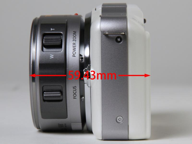 <b>DMC-GF3+「LUMIX G X VARIO PZ 14-42mm F3.5-5.6 ASPH. POWER O.I.S.」</b>