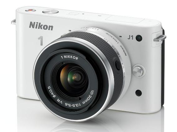 <b>Nikon 1 J1</b>