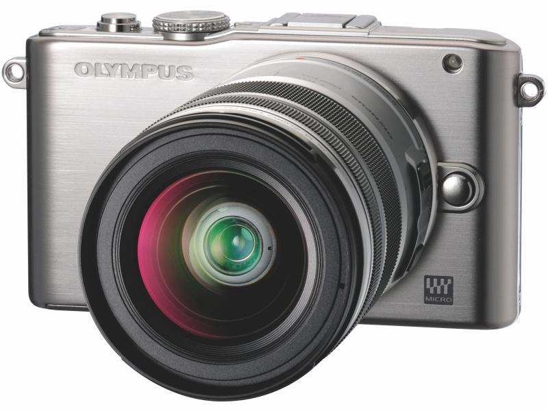 <b>OLYMPUS PEN Lite E-PL3 &amp; M.ZUIKO DIGITAL ED 12-50mm F3.5-6.3 EZ キット</b>