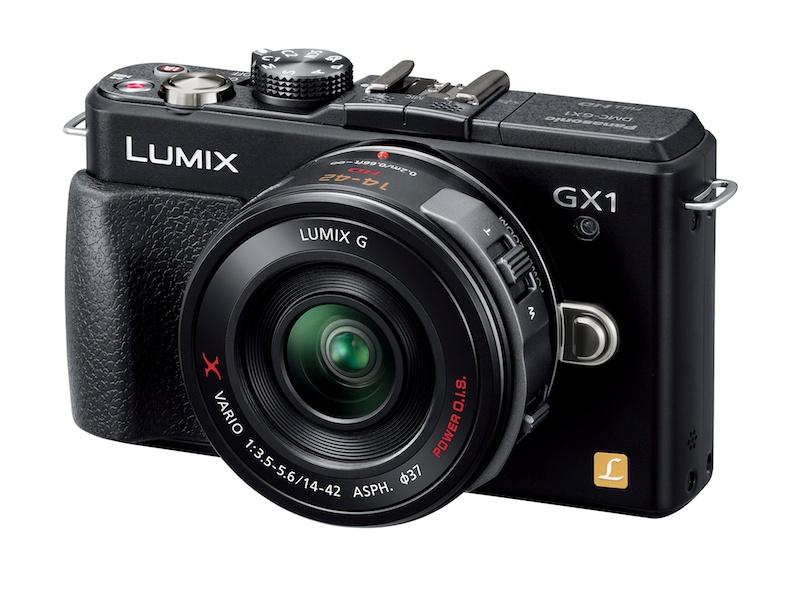 <b>高級ボディと新EVFを採用したLUMIX DMC-GX1</b>