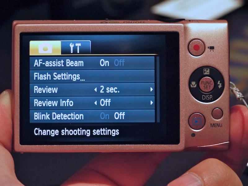 <b>PowerShot ELPH 110 HS</b>
