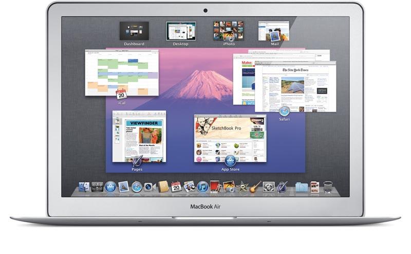 <b>Mac OS X Lion</b>
