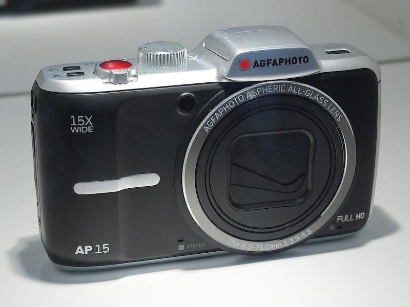 <b>AGFAPHOTO AP15。ほかにレッドとシルバーを揃える</b>