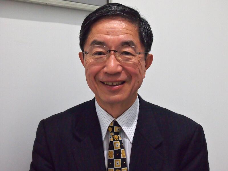 <b>ジェネラル・イメージング・ジャパン代表取締役社長の小宮弘氏</b>