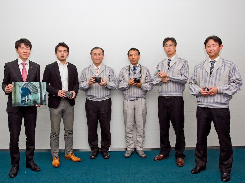 <b>今回話を伺ったメンバー。左から石井亮儀氏、品田聡氏、宇田川善郎氏、和田宏之氏、山口利朗氏、猿渡浩氏</b>