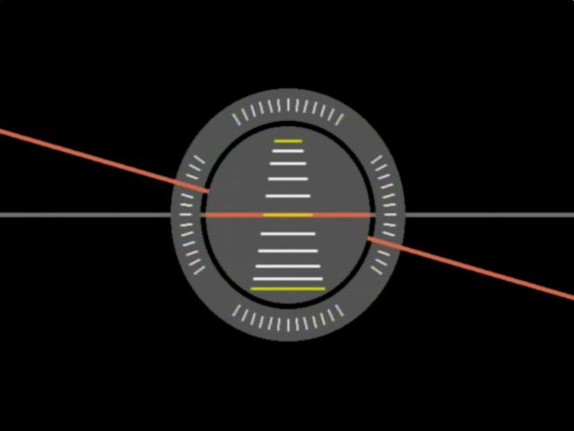 <b>左右の平行だけでなく、アオリ方向も検知できる2軸式の電子水準器を搭載。こちらは液晶モニターへの表示だが、光学ファインダーにも別方式で表示される。</b>