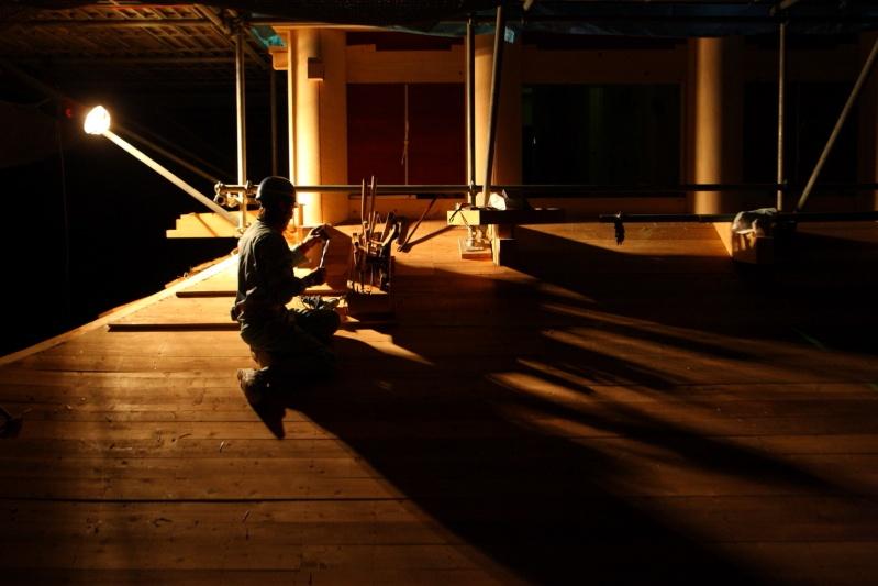 <b>写真集「甦る五重塔 身延山久遠寺」より (c)鹿野貴司</b>