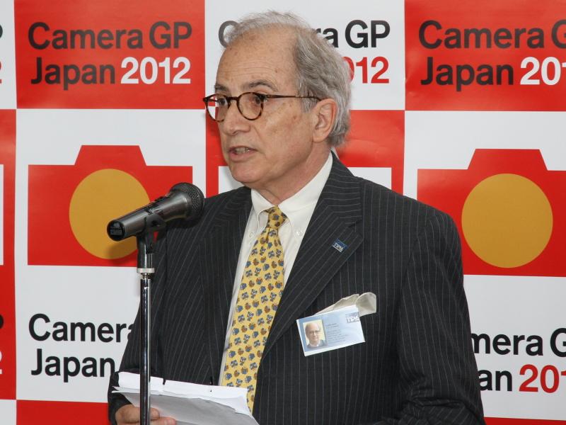 <b>TIPAのジュリオ・フォルティ氏</b>