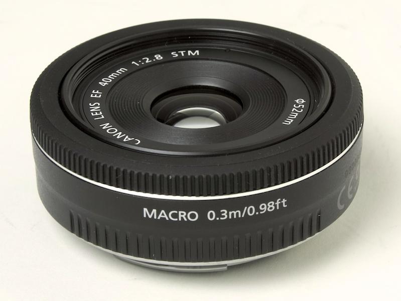 <b>EF 40mm F2.8 STM</b>