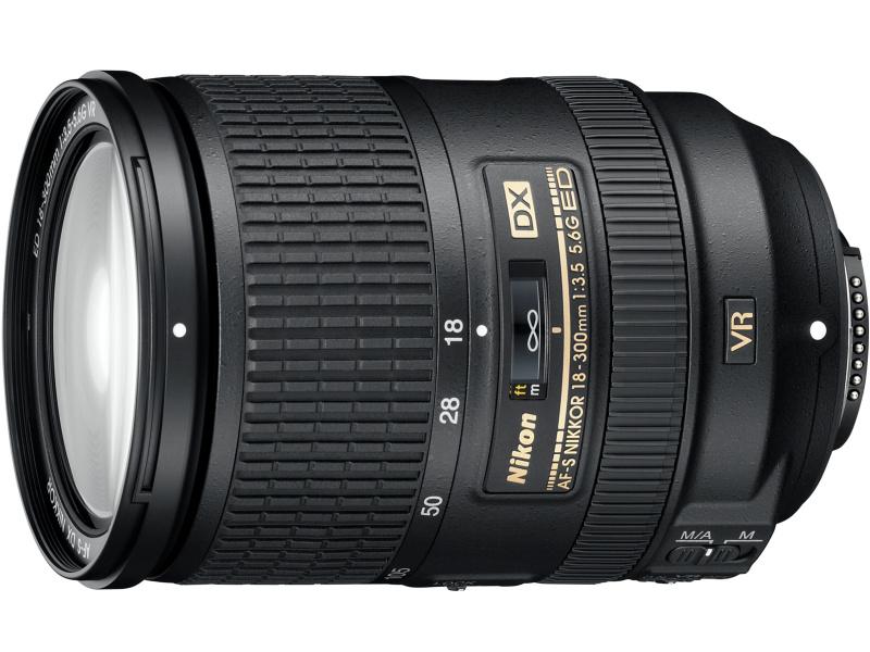 <b>AF-S DX NIKKOR 18-300mm F3.5-5.6 G ED VR</b>