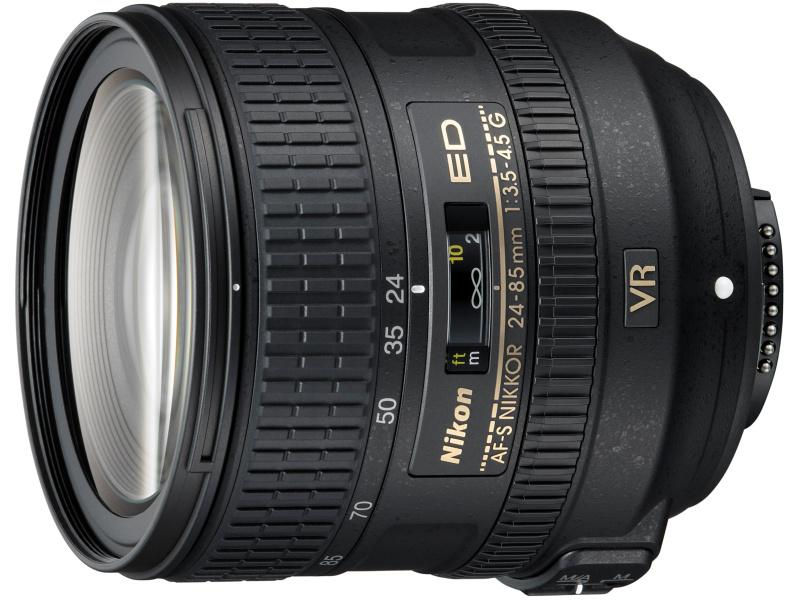 <b>AF-S NIKKOR 24-85mm F3.5-4.5 G ED VR</b>