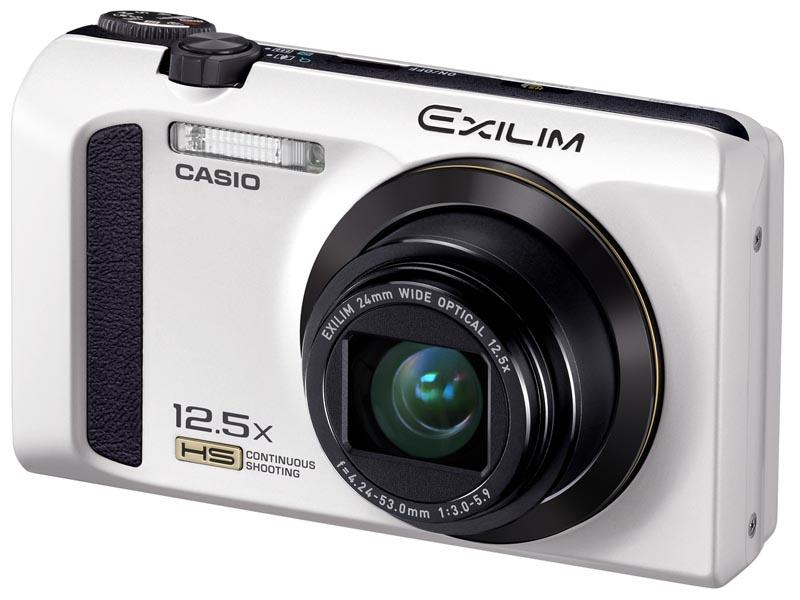 <b>カシオEXILIM EX-ZR300。発売日は6月8日。実勢価格は3万9,800円前後</b>