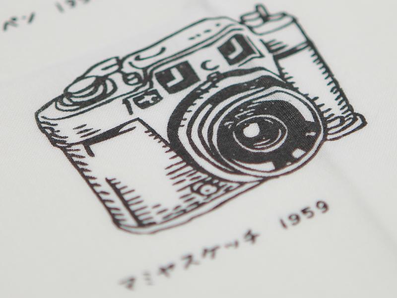 <b>マミヤスケッチ(1959年)</b>