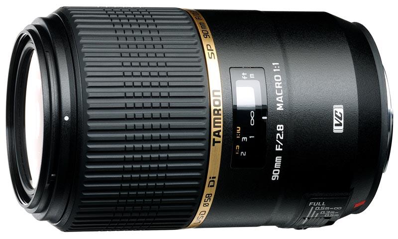 <b>SP 90mm F2.8 Di MACRO 1:1 VC USD(Model F004)</b>