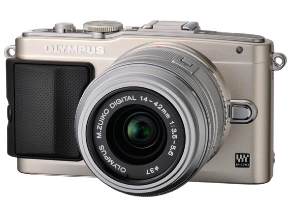 <b>OLYMPUS PEN Lite E-PL5。発売は10月上旬。レンズキットの店頭予想価格は8万円前後</b>