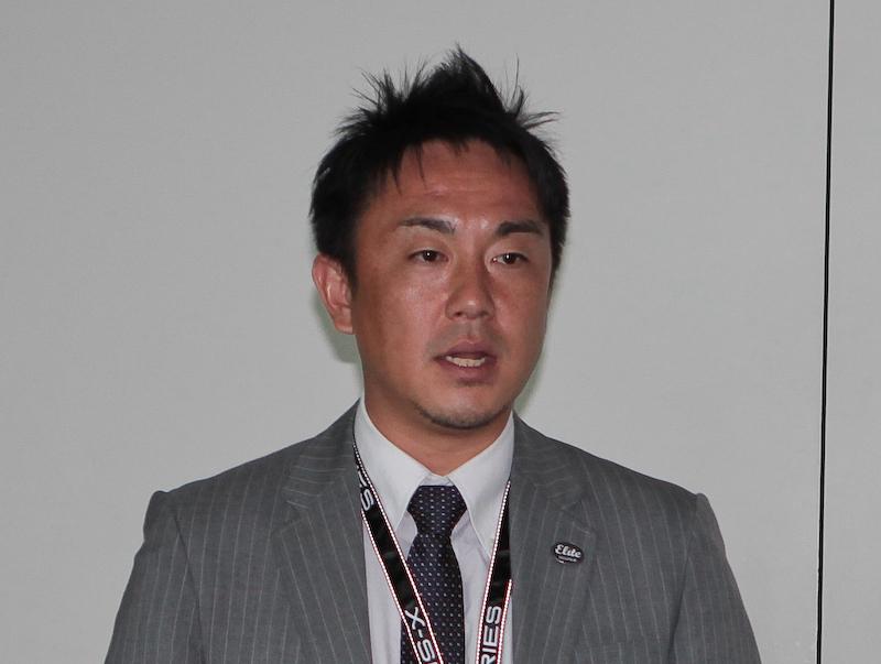 <b>富士フイルム 電子映像事業部 商品部の大石誠氏</b>
