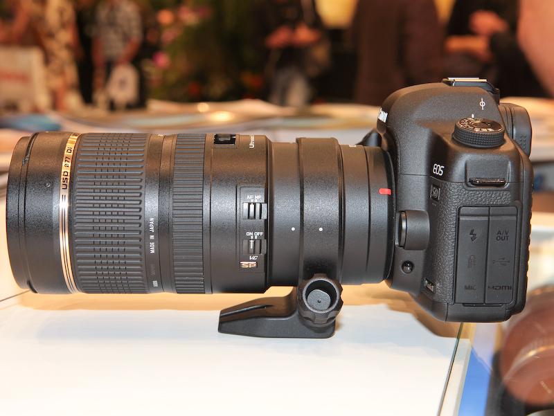 <b>SP 70-200mm F2.8 Di VC USD</b>