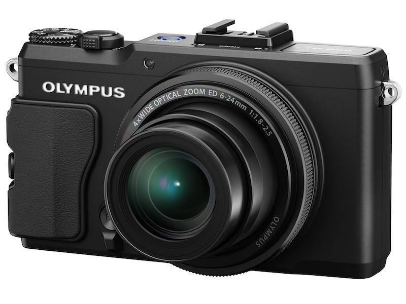 <b>OLYMPUS STYLUS XZ-2。10月下旬発売。店頭予想価格は6万5,000円前後の見込み</b>