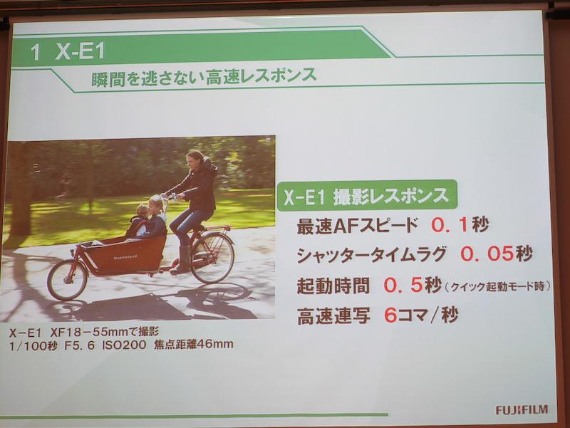 <b>AFもXF 18-55mm F2.8-4 R LM OIS使用時で0.1秒を謳う</b>