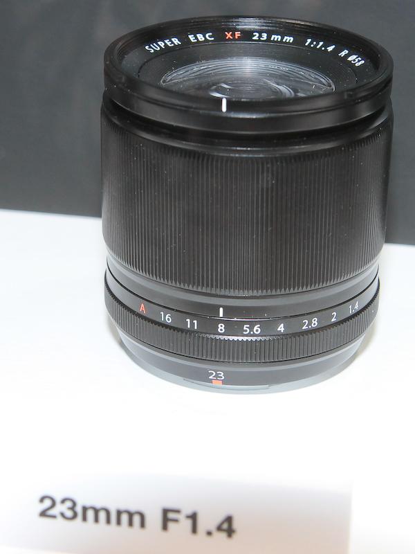 <b>XF 23mm F1.4</b>