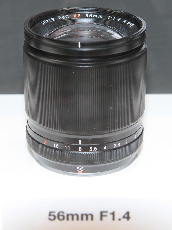 <b>XF 56mm F1.4</b>