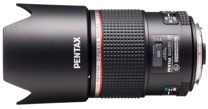 <b>HD PENTAX-D FA645 MACRO 90mm F2.8 ED AW SR</b>