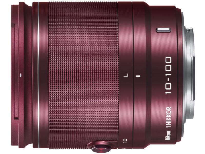 レッド(Nikon 1 J3のキットのみ)