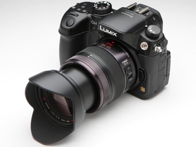 標準ズームキットには、ズーム全域でF2.8の開放値とするLUMIX G X VARIO 12-35mm F2.8 ASPH./POEWR O.I.S.が付属。今回の作例は全てこのレンズで撮影を行なっている。